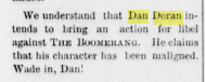 Laramie Boomerang 16 Sept. 1889