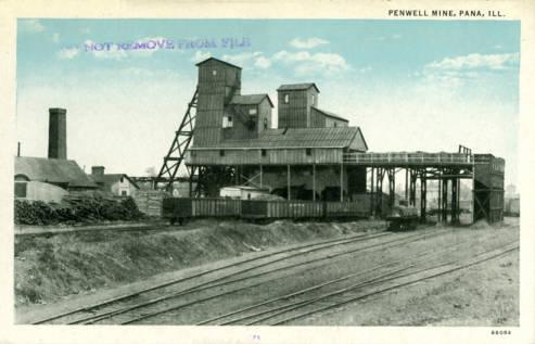 Penwell_Mine_Pana_IL_1916http://www.idaillinois.org/